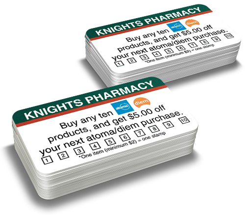Discount Card | Knights Pharmacy | Penticton, British Columbia
